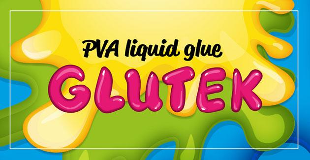 liquid glue Glutek